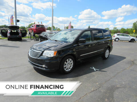2014 Chrysler Town and Country for sale at A to Z Auto Financing in Waterford MI