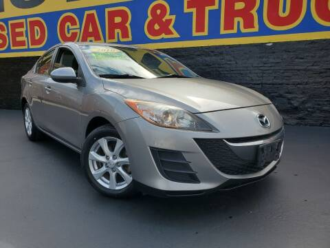 2010 Mazda MAZDA3 for sale at B & R Motor Sales in Chicago IL