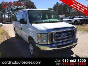 2009 Ford E-Series Wagon for sale in Raleigh, NC