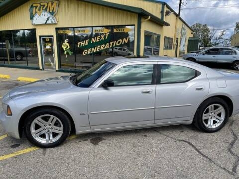 2007 Dodge Charger for sale at RPM AUTO SALES in Lansing MI
