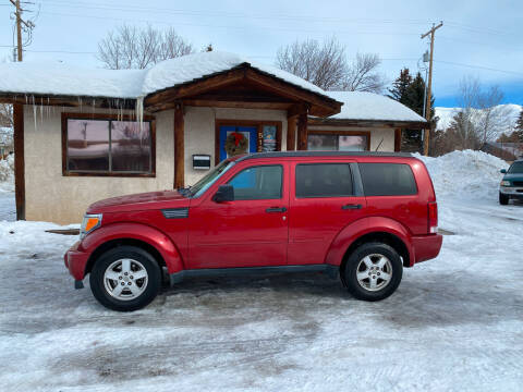 2007 Dodge Nitro for sale at Sawtooth Auto Sales in Hailey ID