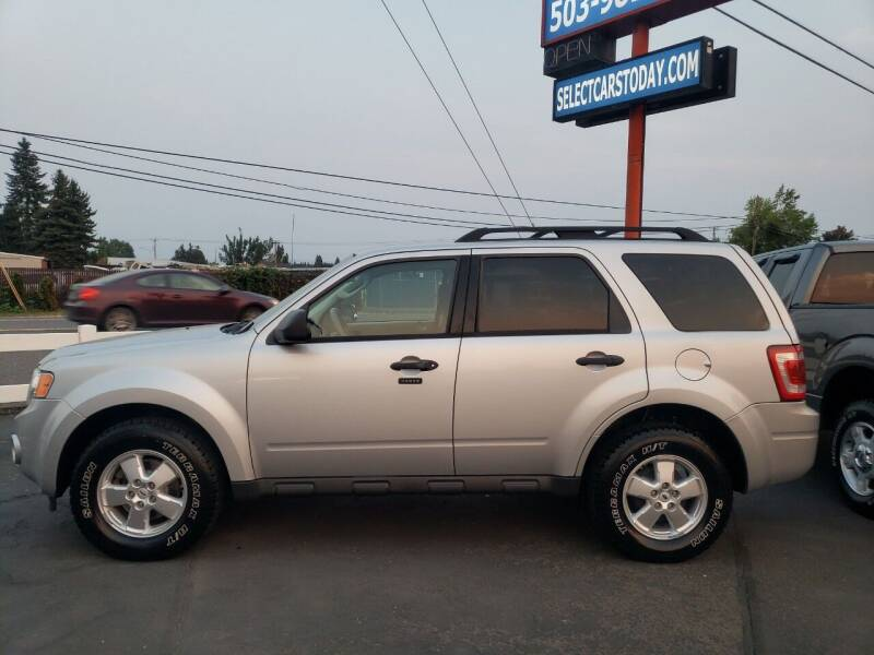 2009 Ford Escape for sale at Select Cars & Trucks Inc in Hubbard OR