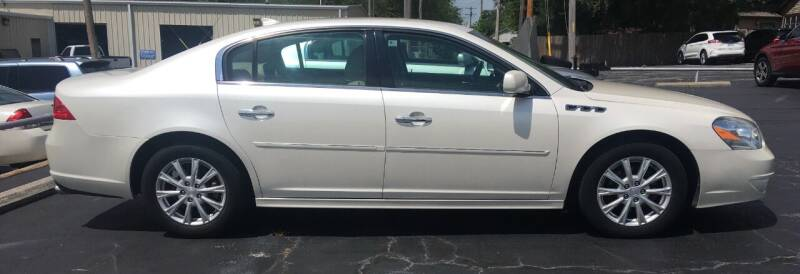 2011 Buick Lucerne for sale at G L TUCKER AUTO SALES in Joplin MO