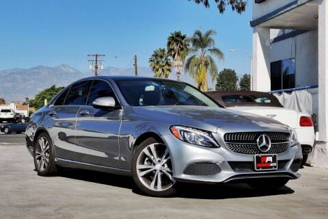 2015 Mercedes-Benz C-Class for sale at Empire Car Sales in Miami FL