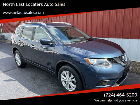 2016 Nissan Rogue for sale at North East Locaters Auto Sales in Indiana PA