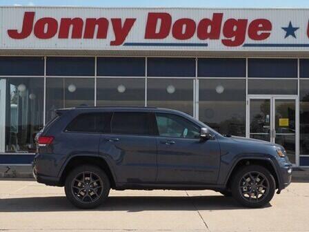 2021 Jeep Grand Cherokee for sale at Jonny Dodge Chrysler Jeep in Neligh NE