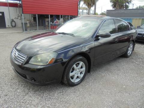 2006 Nissan Altima for sale at Automax Wholesale Group LLC in Tampa FL