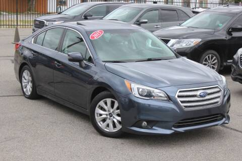 2015 Subaru Legacy for sale at Car Bazaar INC in Salt Lake City UT