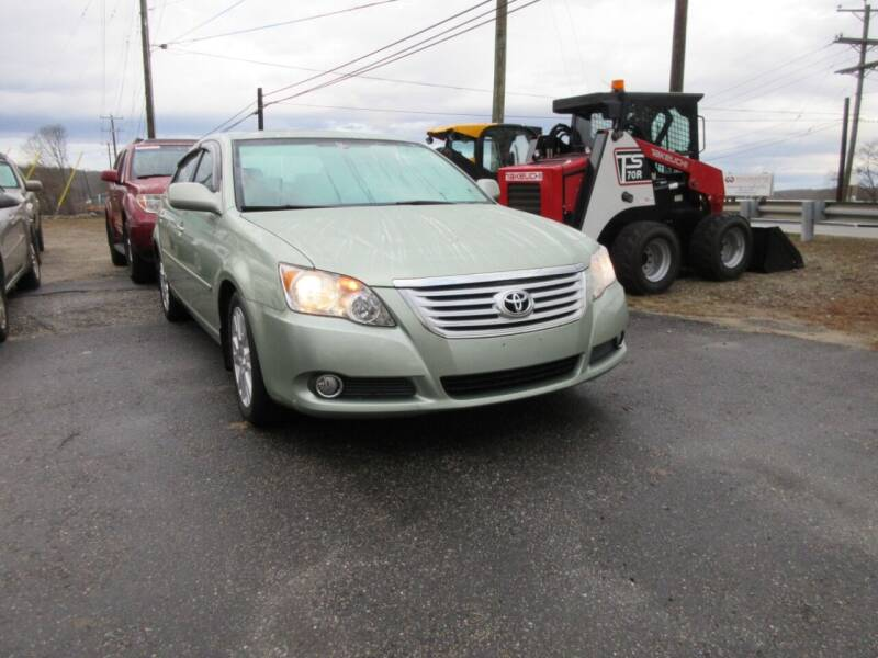 2010 Toyota Avalon for sale at ABC AUTO LLC in Willimantic CT