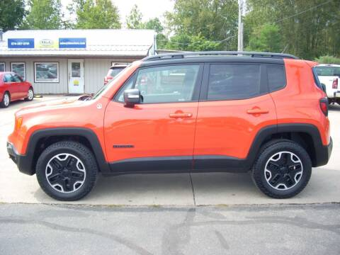 2015 Jeep Renegade for sale at H&L MOTORS, LLC in Warsaw IN