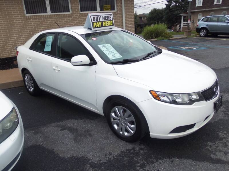 2013 Kia Forte for sale at Fulmer Auto Cycle Sales - Fulmer Auto Sales in Easton PA
