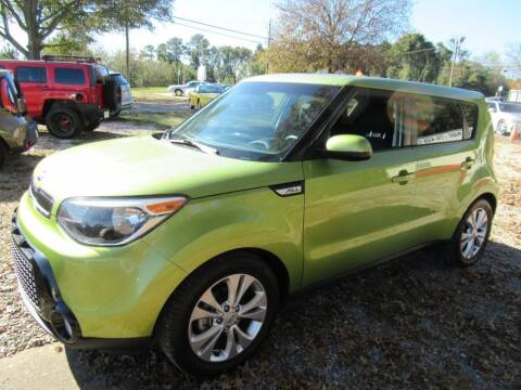 2016 Kia Soul for sale at Dallas Auto Mart in Dallas GA