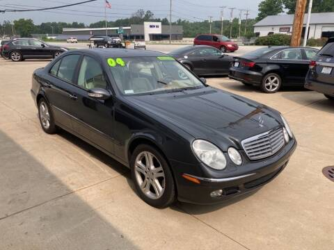 2004 Mercedes-Benz E-Class for sale at Auto Import Specialist LLC in South Bend IN