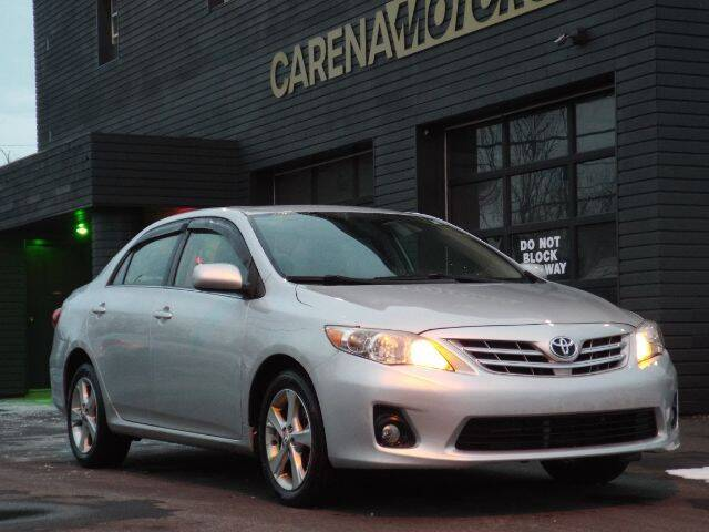 2013 Toyota Corolla for sale at Carena Motors in Twinsburg OH