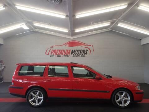 2004 Volvo V70 R for sale at Premium Motors in Villa Park IL