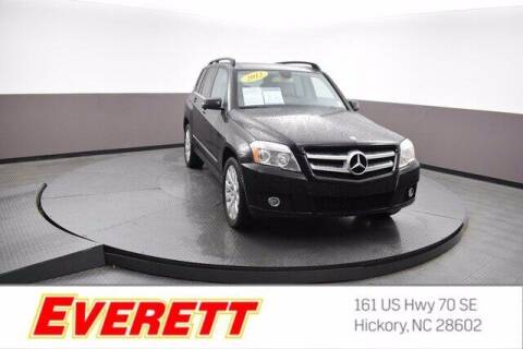 2012 Mercedes-Benz GLK for sale at Everett Chevrolet Buick GMC in Hickory NC