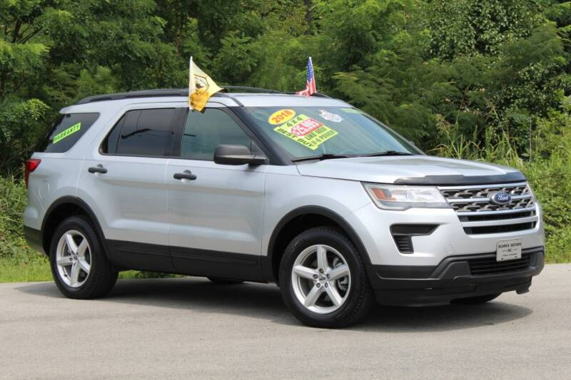 2018 Ford Explorer for sale at McMinn Motors Inc in Athens TN