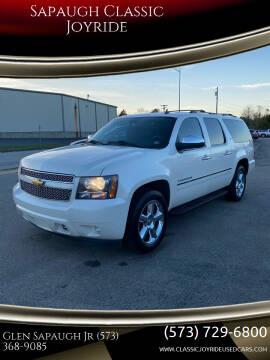 2012 Chevrolet Suburban for sale at Sapaugh Classic Joyride in Salem MO