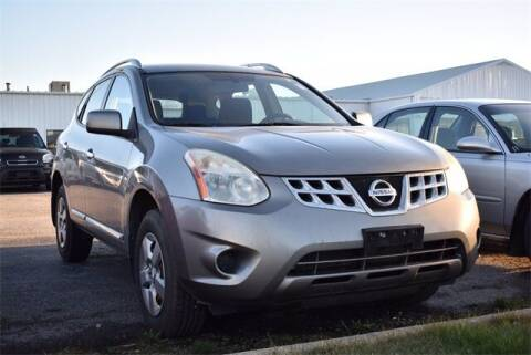 2011 Nissan Rogue for sale at BOB ROHRMAN FORT WAYNE TOYOTA in Fort Wayne IN