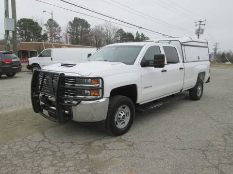 2017 Chevrolet Silverado 2500HD for sale at Wally's Wholesale in Manakin Sabot VA