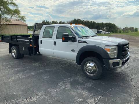 2012 Ford F-550 Super Duty for sale at Stein Motors Inc in Traverse City MI