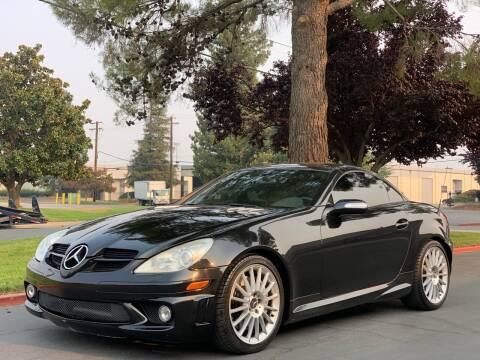 2005 Mercedes-Benz SLK for sale at AutoAffari LLC in Sacramento CA