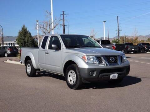2012 Nissan Frontier for sale at EMPIRE LAKEWOOD NISSAN in Lakewood CO