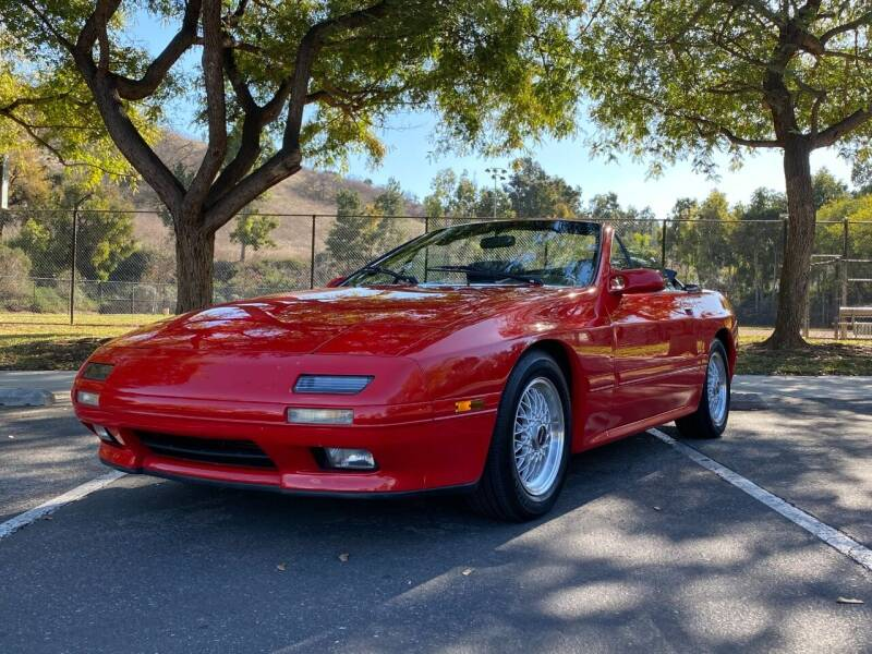 1991 Mazda RX-7 for sale in Irwindale, CA