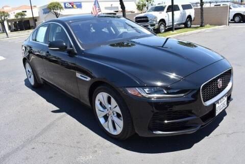2020 Jaguar XE for sale at DIAMOND VALLEY HONDA in Hemet CA
