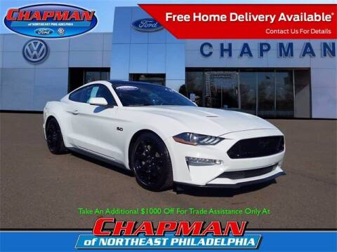 2019 Ford Mustang for sale at CHAPMAN FORD NORTHEAST PHILADELPHIA in Philadelphia PA
