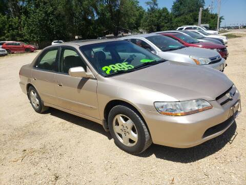 2000 Honda Accord for sale at Northwoods Auto & Truck Sales in Machesney Park IL