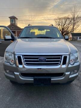2008 Ford Explorer Sport Trac for sale at AR's Used Car Sales LLC in Danbury CT