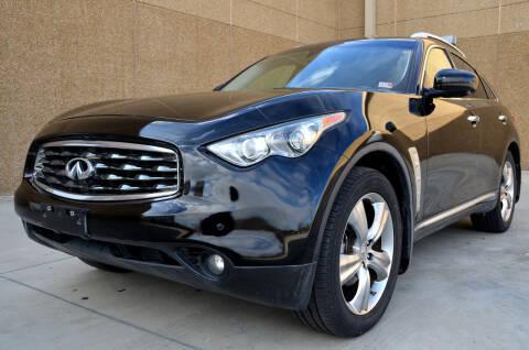 2009 Infiniti FX35 for sale at Wheel Deal Auto Sales LLC in Norfolk VA
