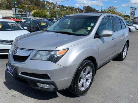 2013 Acura MDX for sale at AutoDeals in Hayward CA