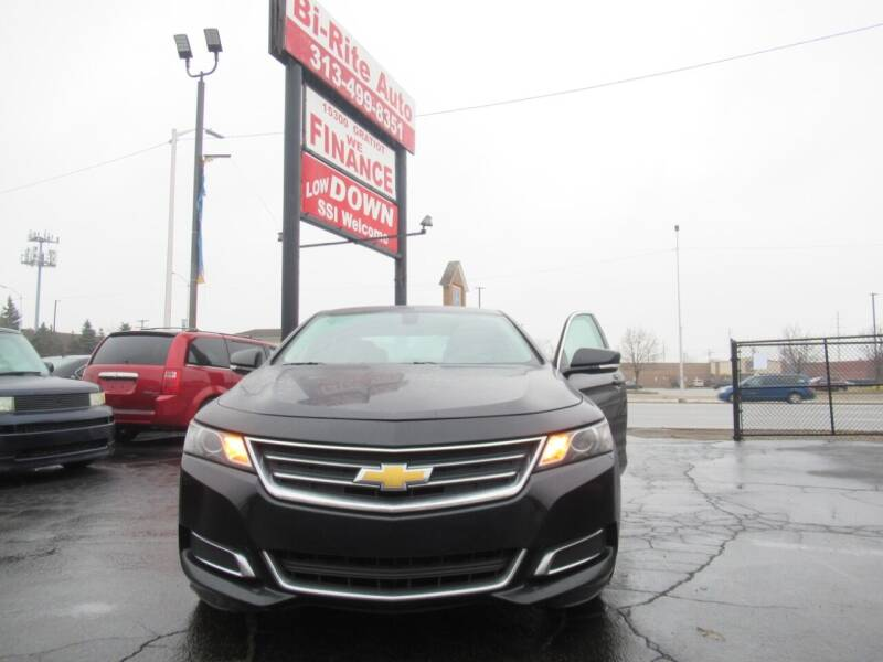 2014 Chevrolet Impala for sale in Clinton Township, MI