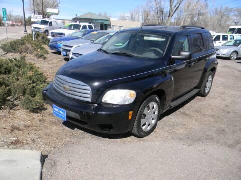 2009 Chevrolet HHR for sale at Cimino Auto Sales in Fountain CO