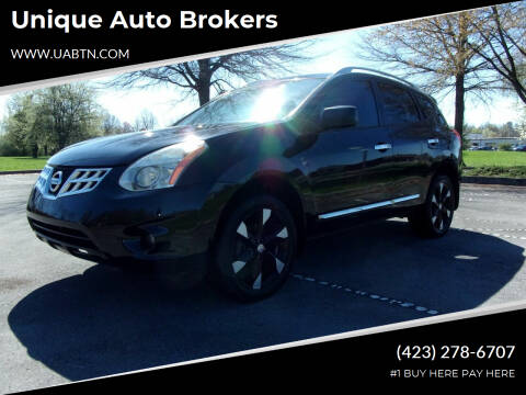 2014 Nissan Rogue Select for sale at Unique Auto Brokers in Kingsport TN