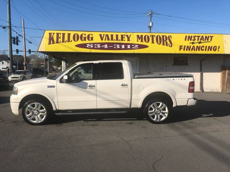 2008 Ford F-150 for sale at Kellogg Valley Motors in Gravel Ridge AR
