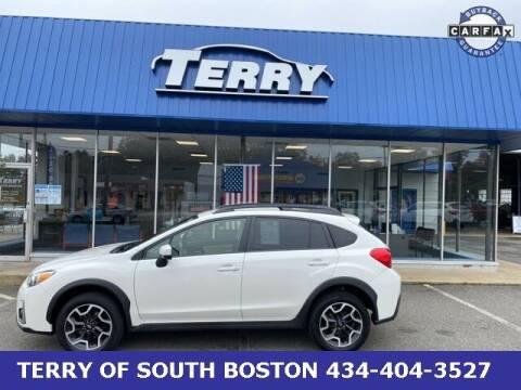 2017 Subaru Crosstrek for sale at Terry of South Boston in South Boston VA