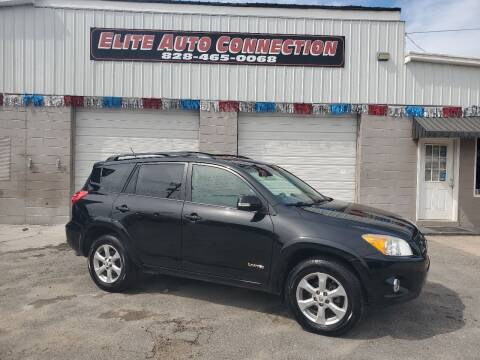 2010 Toyota RAV4 for sale at Elite Auto Connection in Conover NC