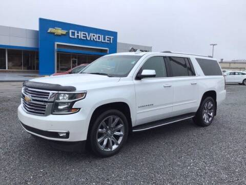 2016 Chevrolet Suburban for sale at LEE CHEVROLET PONTIAC BUICK in Washington NC