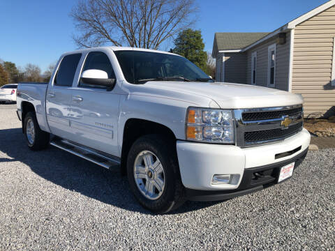 2010 Chevrolet Silverado 1500 for sale at Curtis Wright Motors in Maryville TN