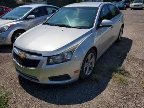 2012 Chevrolet Cruze for sale at ASAP AUTO SALES in Muskegon MI