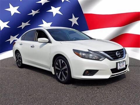 2017 Nissan Altima for sale at Gentilini Motors in Woodbine NJ