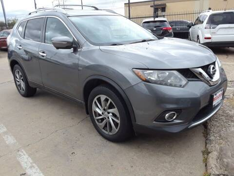 2014 Nissan Rogue for sale at Auto Haus Imports in Grand Prairie TX