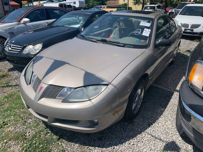 2003 Pontiac Sunfire for sale at Trocci's Auto Sales in West Pittsburg PA