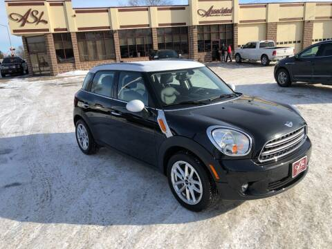 2015 MINI Countryman for sale at ASSOCIATED SALES & LEASING in Marshfield WI
