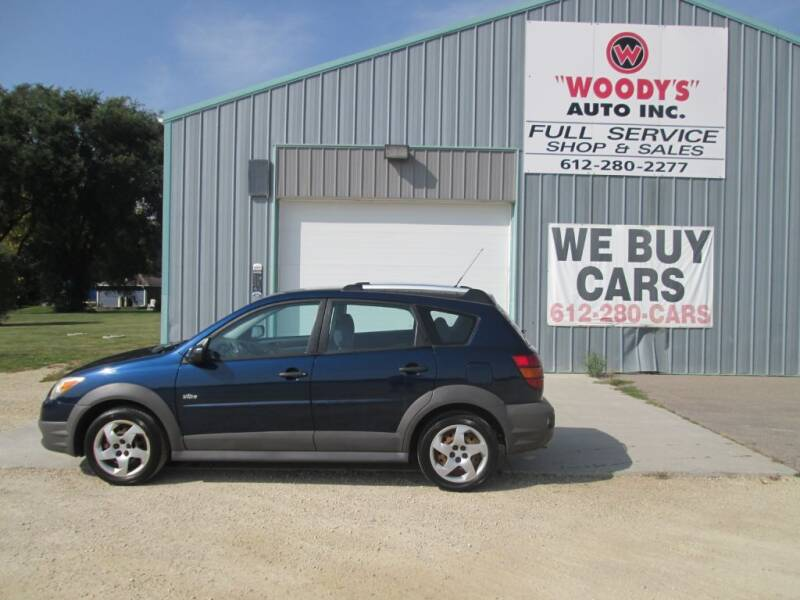 2005 Pontiac Vibe for sale at Woody's Auto Sales Inc in Randolph MN