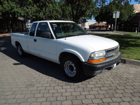 2003 Chevrolet S-10 for sale at Family Truck and Auto.com in Oakdale CA