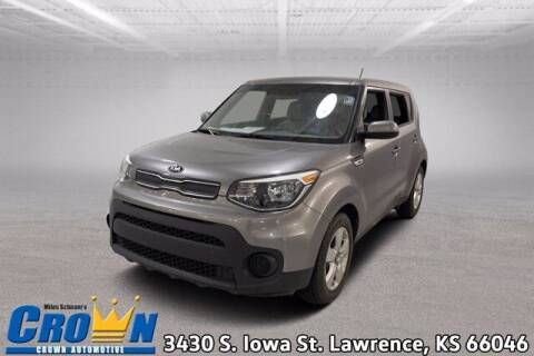 2018 Kia Soul for sale at Crown Automotive of Lawrence Kansas in Lawrence KS